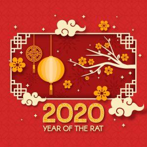 謹賀新年〜2020年の星回り